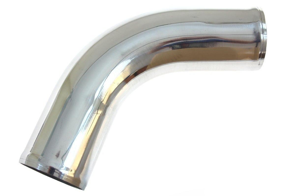 Rura aluminiowa 67st 70mm 30cm - GRUBYGARAGE - Sklep Tuningowy